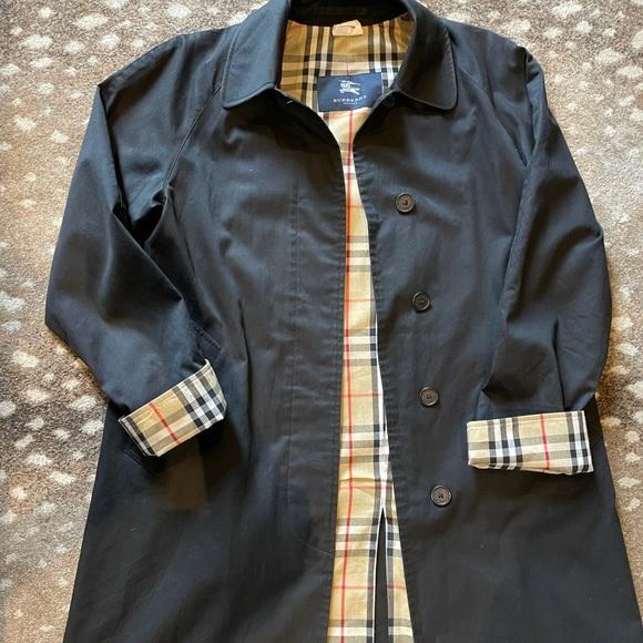 Women's Burberry trench coat